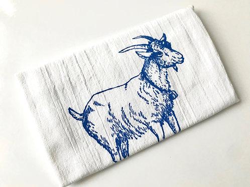 Tea Towel - Goat