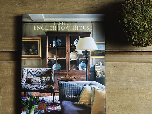 Coffee Table book about English Townhouses