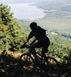 Bike Riding at Harriet Hollister Park