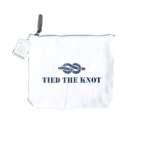 Tied The Knot Pouch