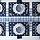 Thumbnail: Stars on Navy Placemat