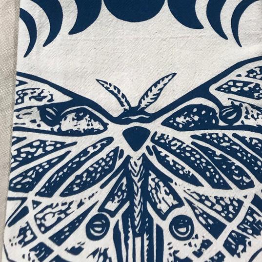 Monarch Tea Towel