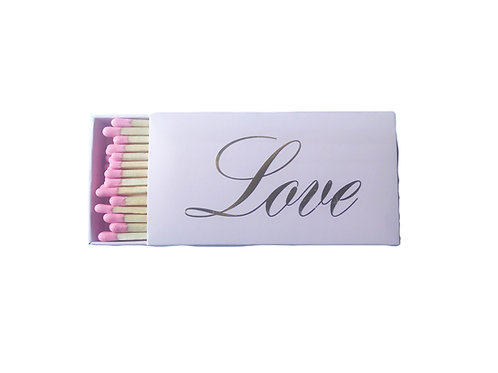 Love Matchbook