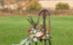 Wedding Flowers by Bradley James