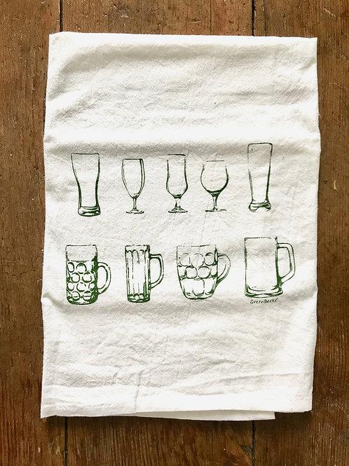 Tea Towel -Libations