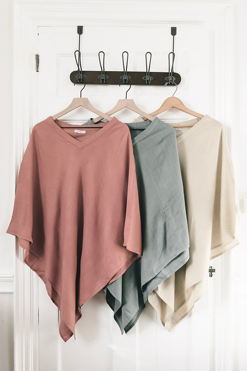 poncho for women