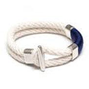 Cambridge Bracelet - Ivory/Navy