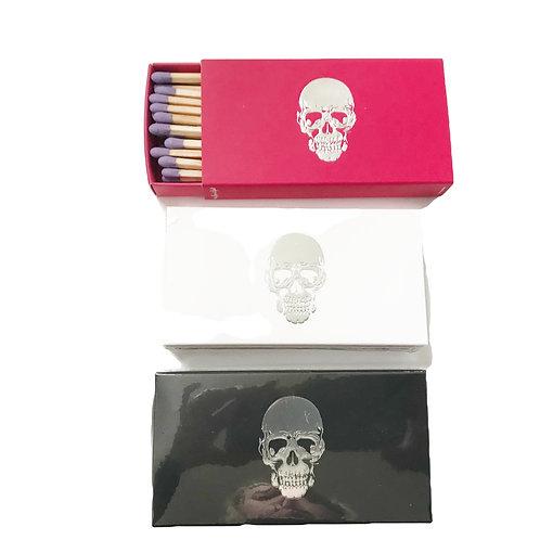 Skull Matchbook