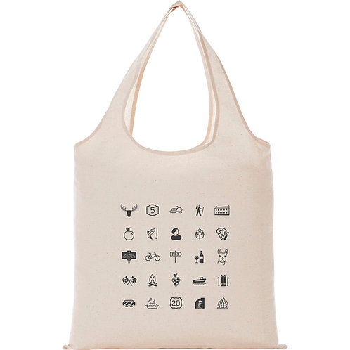 Finger Lakes Iconic Tote