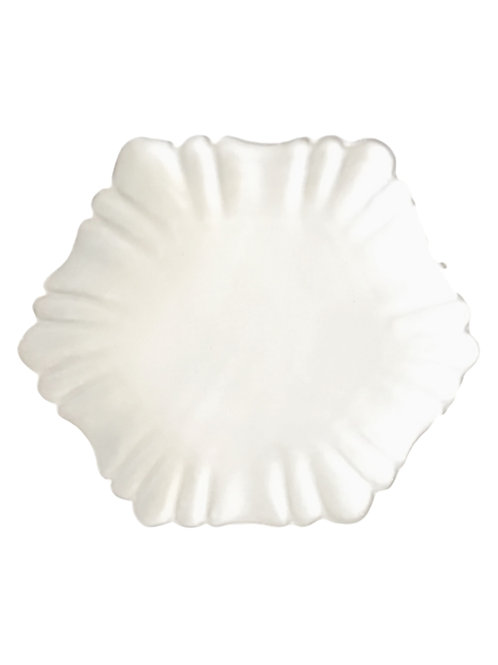 Terra Cotta Appetizer Plate