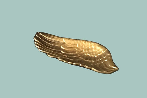 Pewter Winged Ring Dish