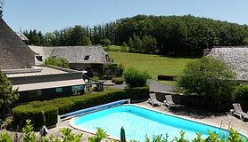 Hotel Piscine Golf Laguiole