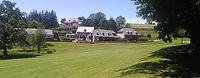 golf hôtel mezeyrac laguiole