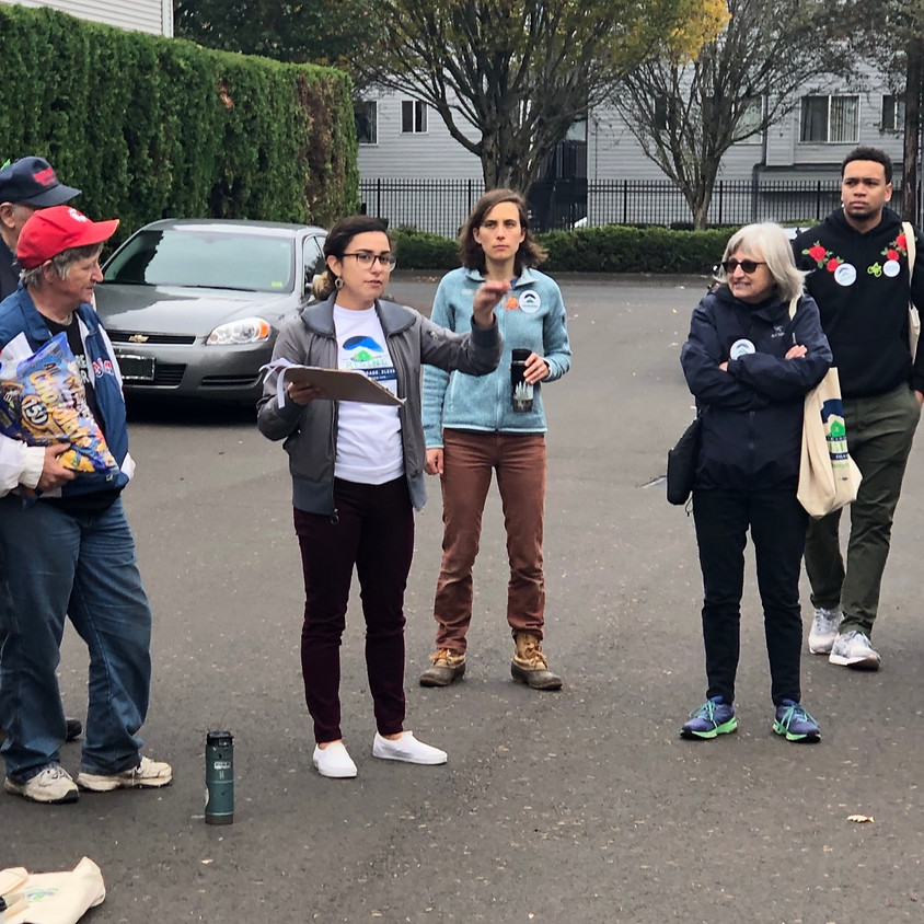 Afternoon Canvass and Slate Card Drop