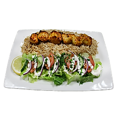 Chicken breast tikka kabab