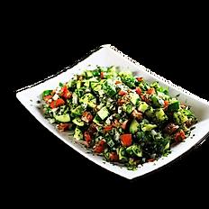 Afghan shirazi salad