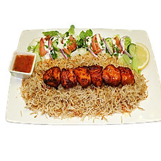 Chicken breast kabab