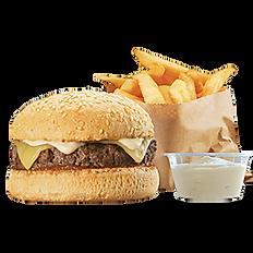 Harir burger combo