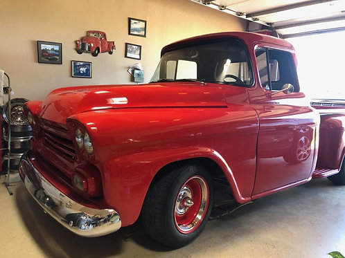 1958 Apache