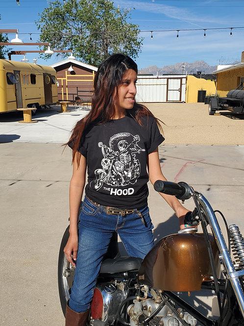 Calavera Rider T-Shirt