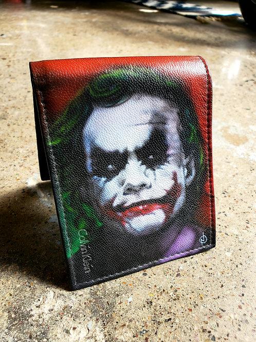Luis Navarro Custom Wallet