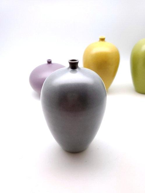 Blue Porcelain Mini Vase