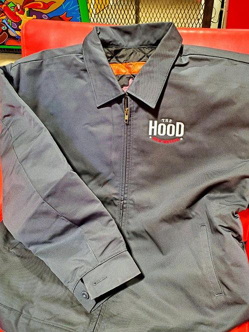 Custom Pinstriped Jacket