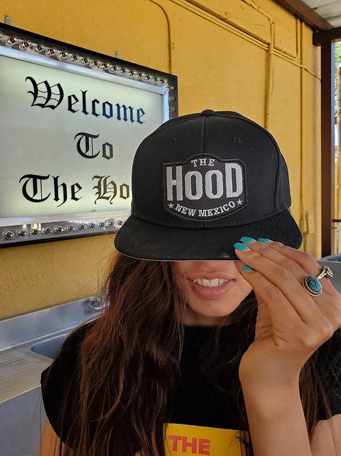 The Hood Flat Brim Cap