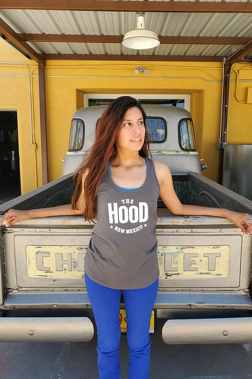 The Hood Racer-back Sleeveless