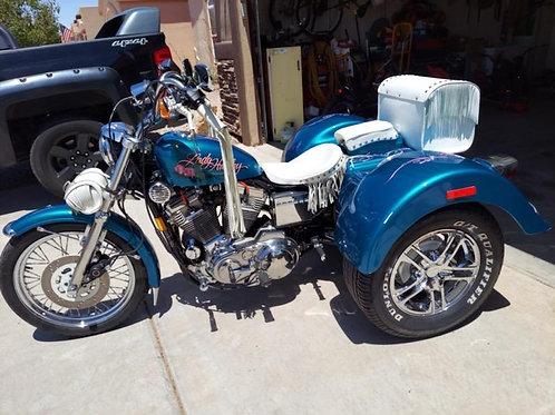 1994 Harley 883 Hugger Custom Trike