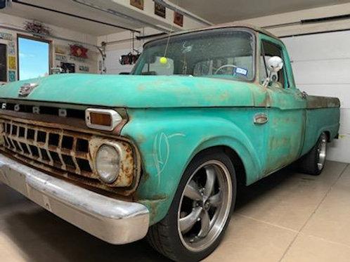 1965 Ford F100 Shortbed Fleetside
