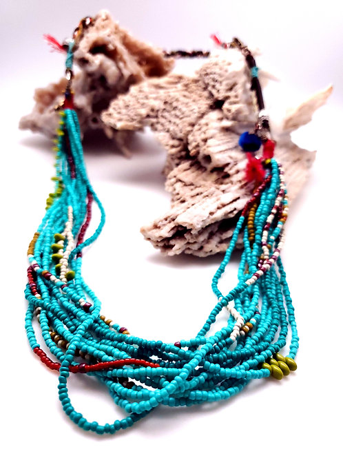 Cassey Cook Beaded Necklace
