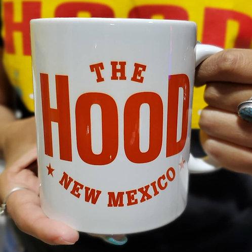 Red The Hood Coffee Mug