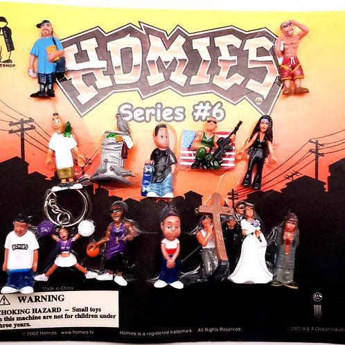 Homies Series #6