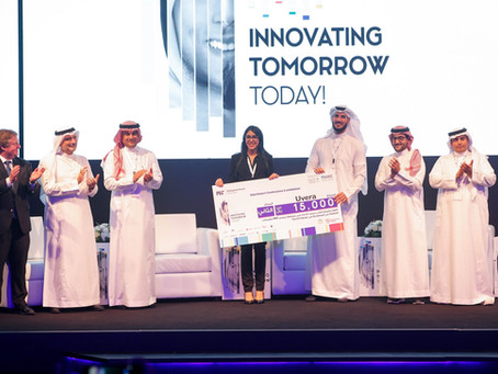 Uvera ranked second, outstanding among 2000 competitor in MITEF Saudi Arabia Competition 2020 cohort