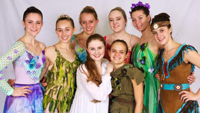 It's time to fly with Vail Youth Ballet Company's Peter Pan, Dec. 9-10