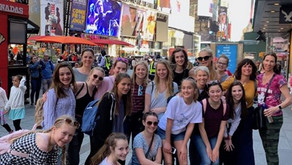 Vail youth ballet dancers take Broadway by storm in a New York minute