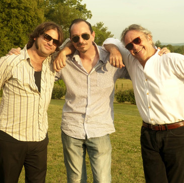 with Spencer & Andre Bohren