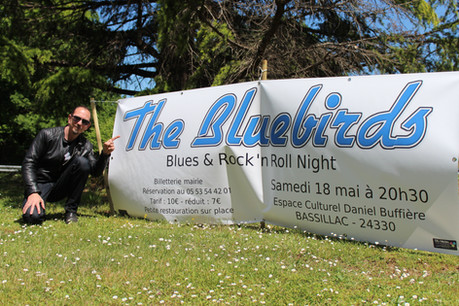The Bluebirds - Bassillac 2019