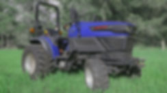 Solectrac Compact Electric Tractor