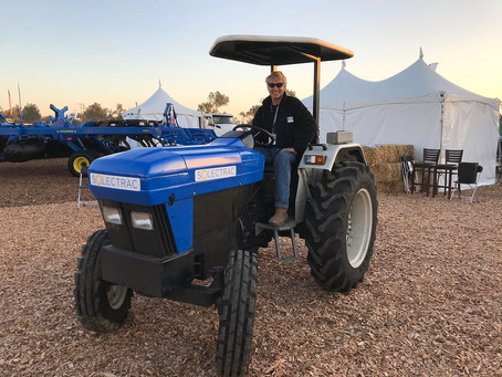 SCE Helps Farm Industry Drive Electric at World Ag Expo