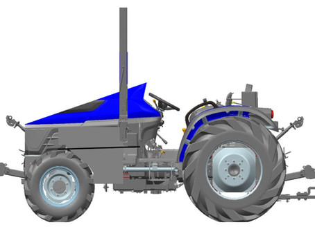 Solectrac Wins $500K Bay Area Air Quality Grant to Demonstrate Electric Tractor Viability