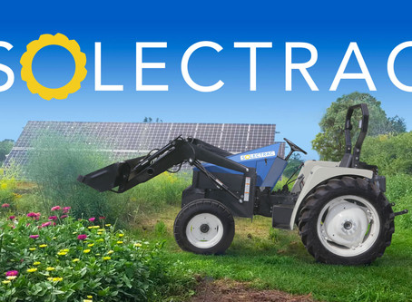 Solectrac receives prestigious World Alliance Efficient Solution Label