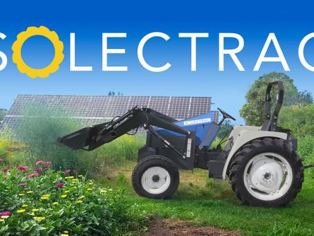 Solectrac receives prestigious World Alliance Efficient Solution Label