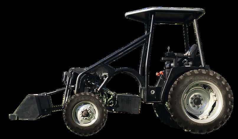 Solectrac eFarmer Electric Tractor