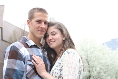 Shumway Engagement Portraits