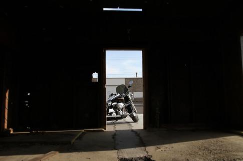 Harley Motorcycle