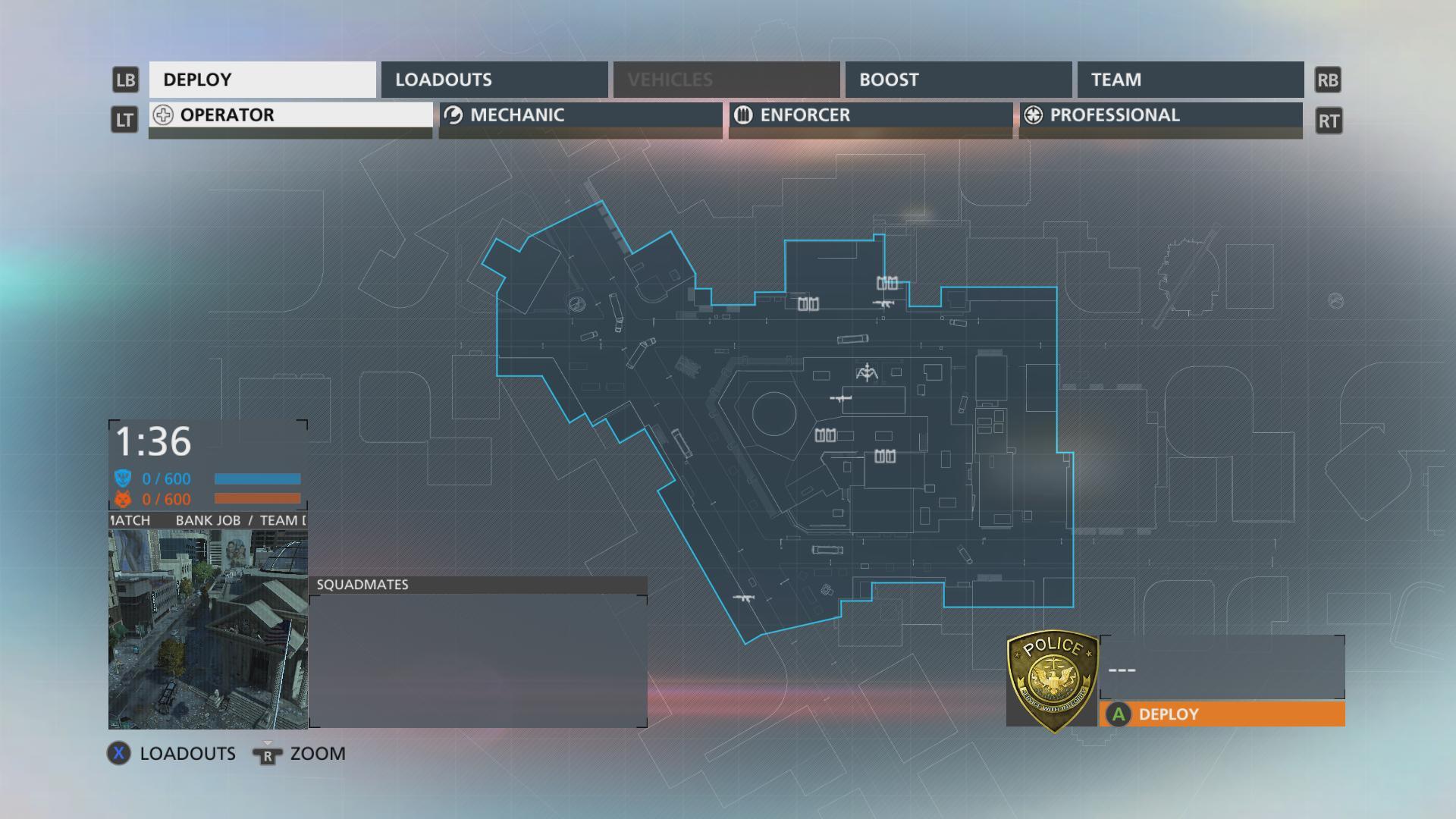 Battlefield Hardline - Deploy