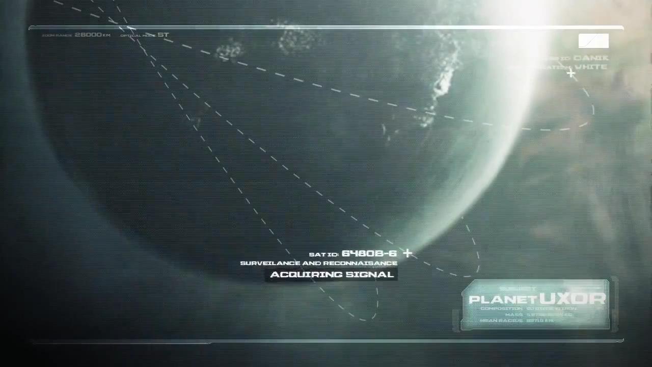 Dead Space 3 - Motion Comic 2