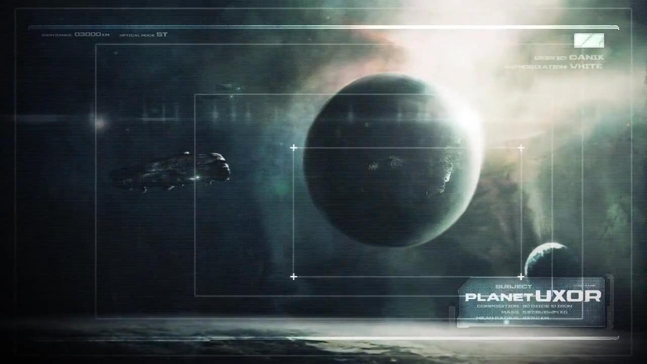 Dead Space 3 - Motion Comic 1